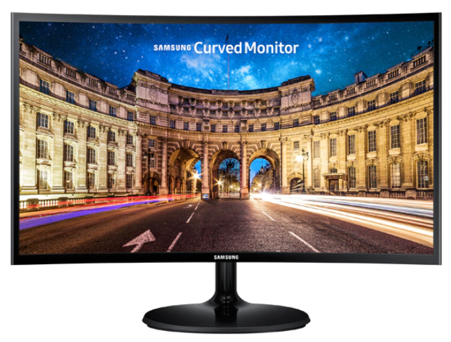 Samsung C27F390FHN 27 in Curved Monitor