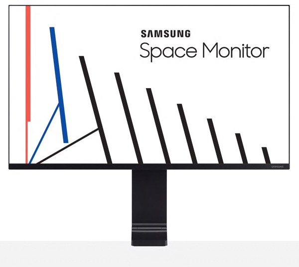 Samsung SR750 27 in. monitor